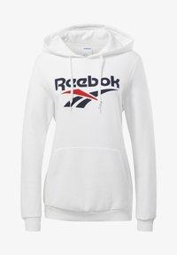 Reebok Classic - Bluza z kapturem - white - 6