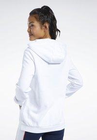 Reebok Classic - Bluza z kapturem - white - 2