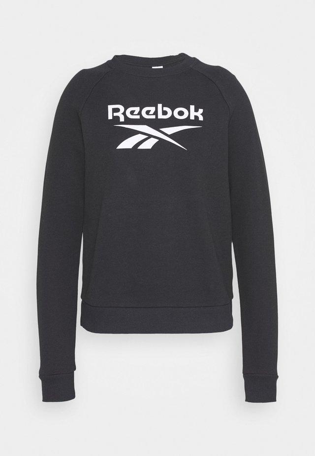 VECTOR CREW - Sweatshirt - black