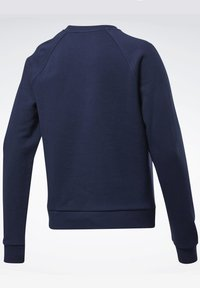 Reebok Classic - CLASSICS BIG VECTOR CREW SWEATSHIRT - Sweatshirt - blue - 8