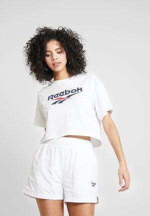 WOVEN  - Shorts - white