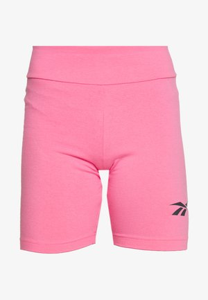 LOGO GRAPHIC SERIES CASUAL BIKE TIGHTS - Shorts - solar pink