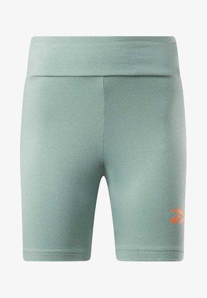 CLASSICS VECTOR LOGO BIKE SHORTS - Shorts - green