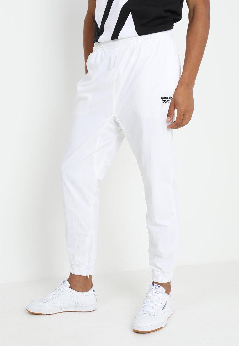Reebok Classic - TRACKPANT - Jogginghose - white