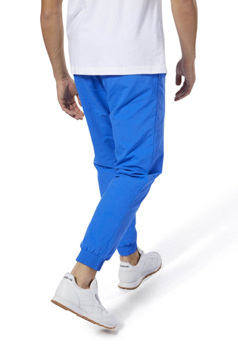 Reebok Classic VECTOR  - Pantalon de survêtement - blue