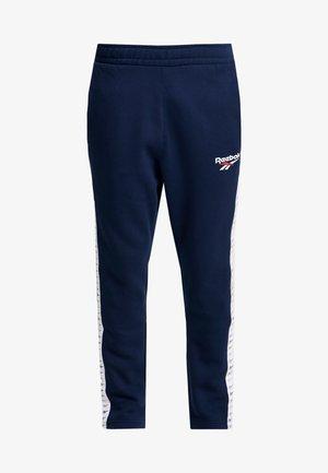 VECTOR JOGGING PANTS - Verryttelyhousut - collegiate navy