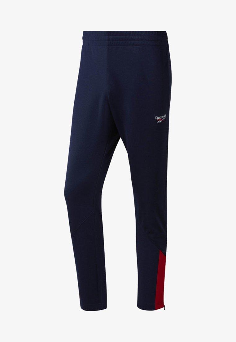 Reebok Classic - CLASSICS JOGGER PANTS - Tracksuit bottoms - blue