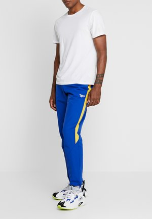 TRACKPANT - Tracksuit bottoms - cobalt