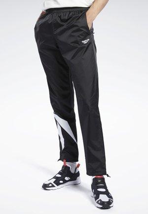CLASSICS TRACK PANTS - Trainingsbroek - black