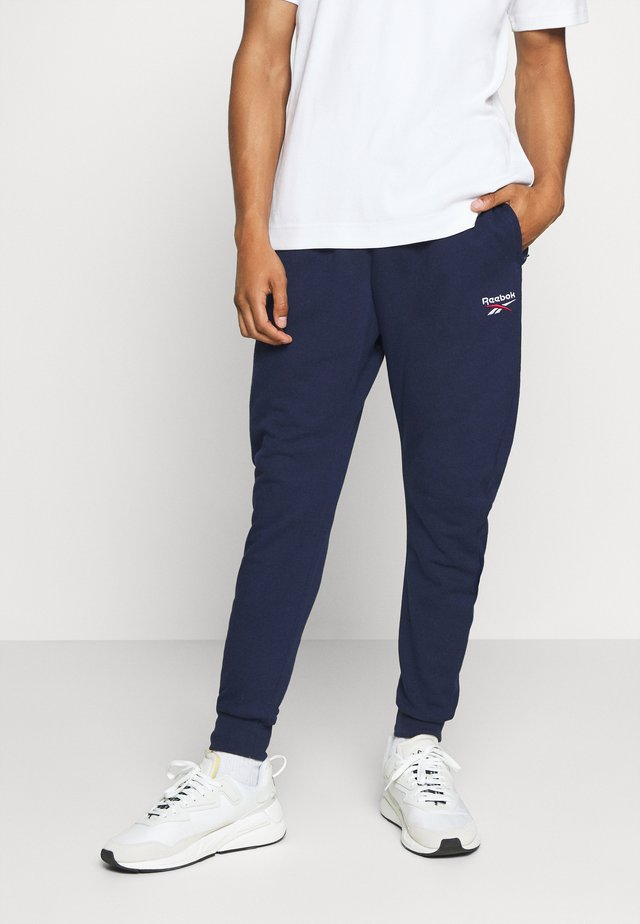 VECTOR PANT - Tracksuit bottoms - vector navy