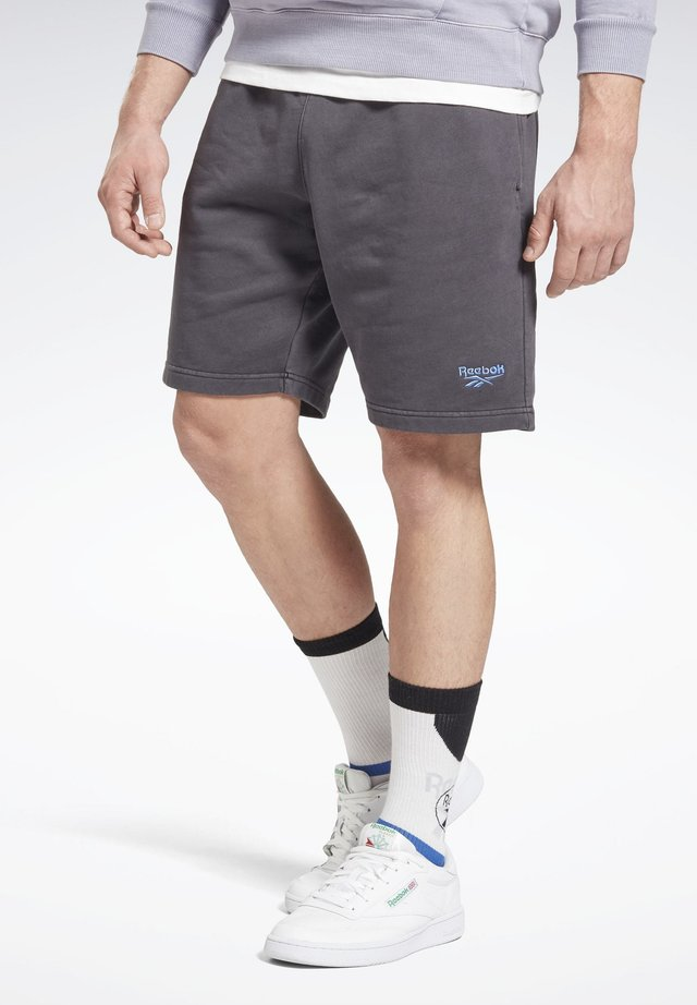 CLASSICS PREMIUM VECTOR SHORTS - Shorts - black