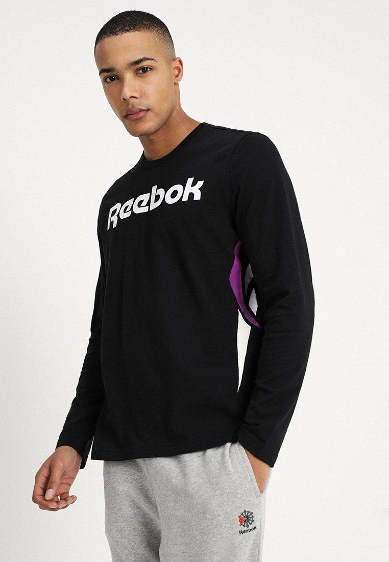 Reebok Classic - TEE - Long sleeved top - black