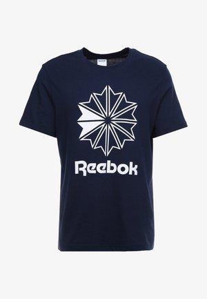 BIG LOGO TEE - T-shirt med print - conavy