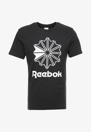 BIG LOGO TEE - T-shirts print - black