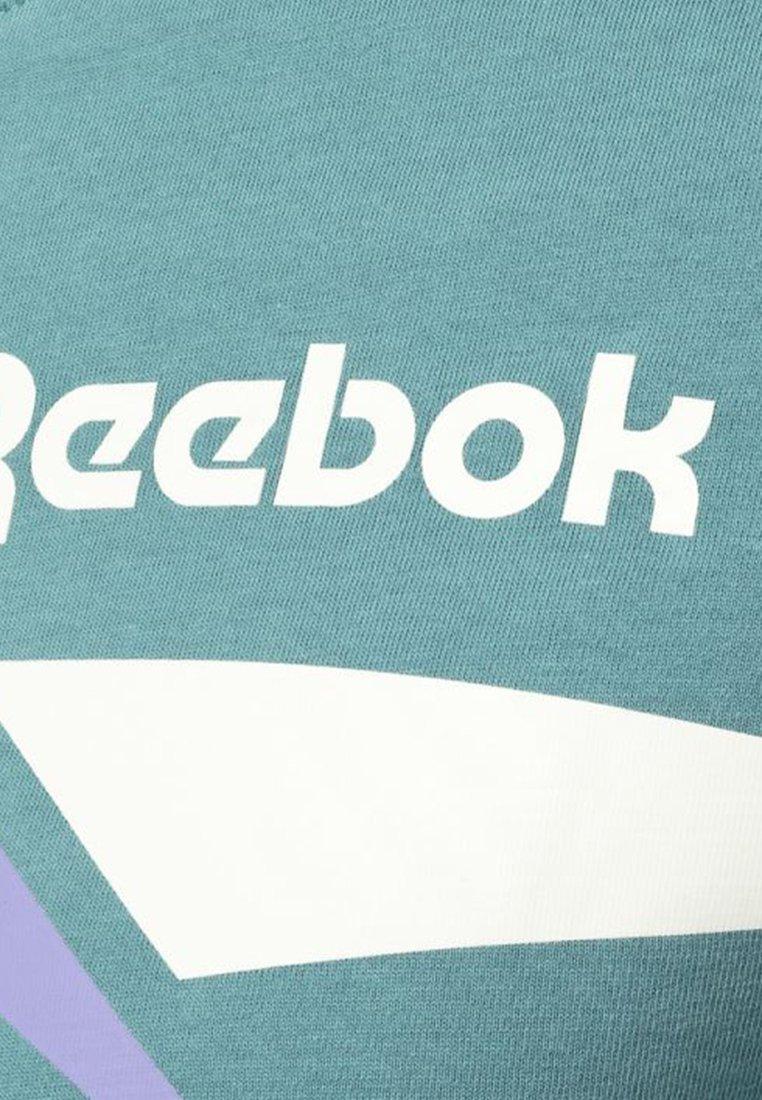 Long Classic Vector Reebok TeeT Sleeve shirt Manches Turquoise À Longues lF1cKJ
