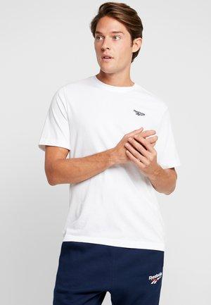 VECTOR TEE - T-shirt basic - white
