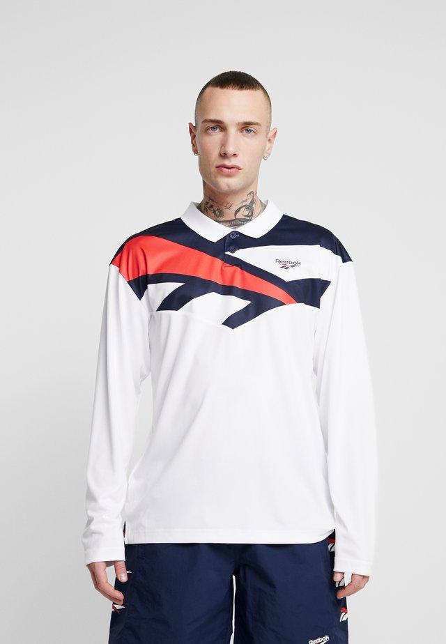 SOCCER  - Polo shirt - white