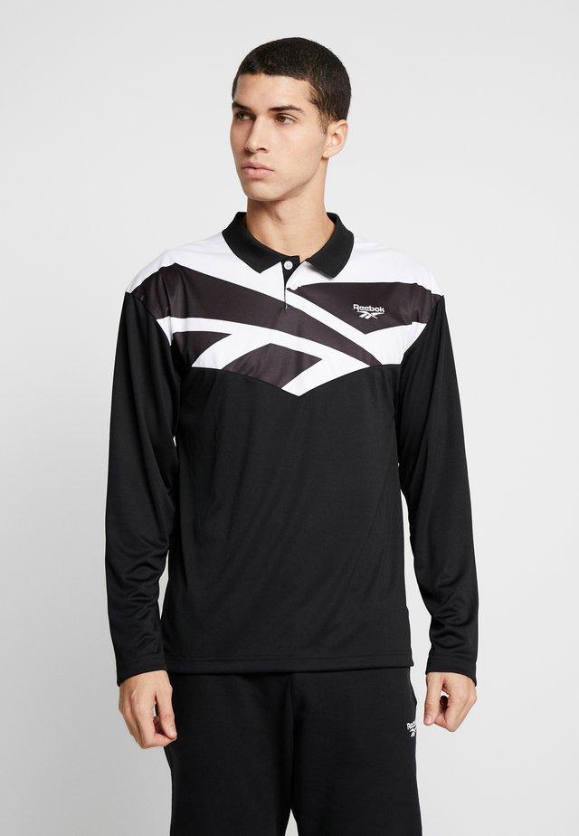 SOCCER  - Polo shirt - black