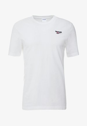 SMALL VECTOR TEE - T-shirt basic - white