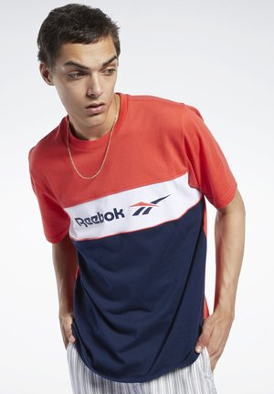 CLASSICS LINEAR - T-shirts print - radiant red