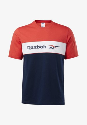 CLASSICS LINEAR - T-shirt print - radiant red