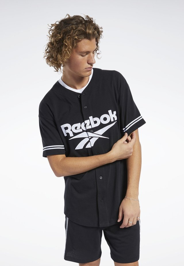 CLASSICS BASEBALL JERSEY - Print T-shirt - black