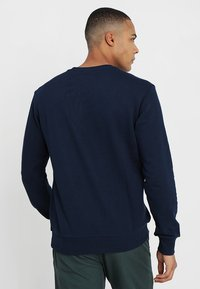 Reebok Classic - BIG STARCREST CREW - Sweatshirt - conavy/white - 2