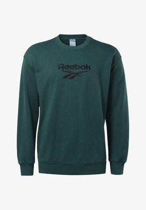CLASSICS VECTOR CREW SWEATSHIRT - Sweatshirt - green