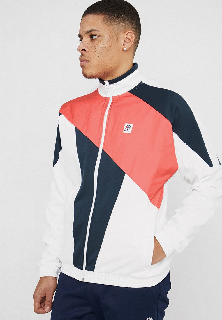 Reebok Classic - TRACK JACKET - Training jacket - white