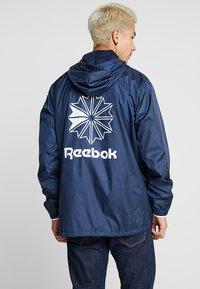 Reebok Classic - Summer jacket - navy - 2