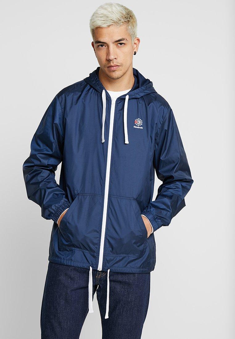 Reebok Classic - Summer jacket - navy