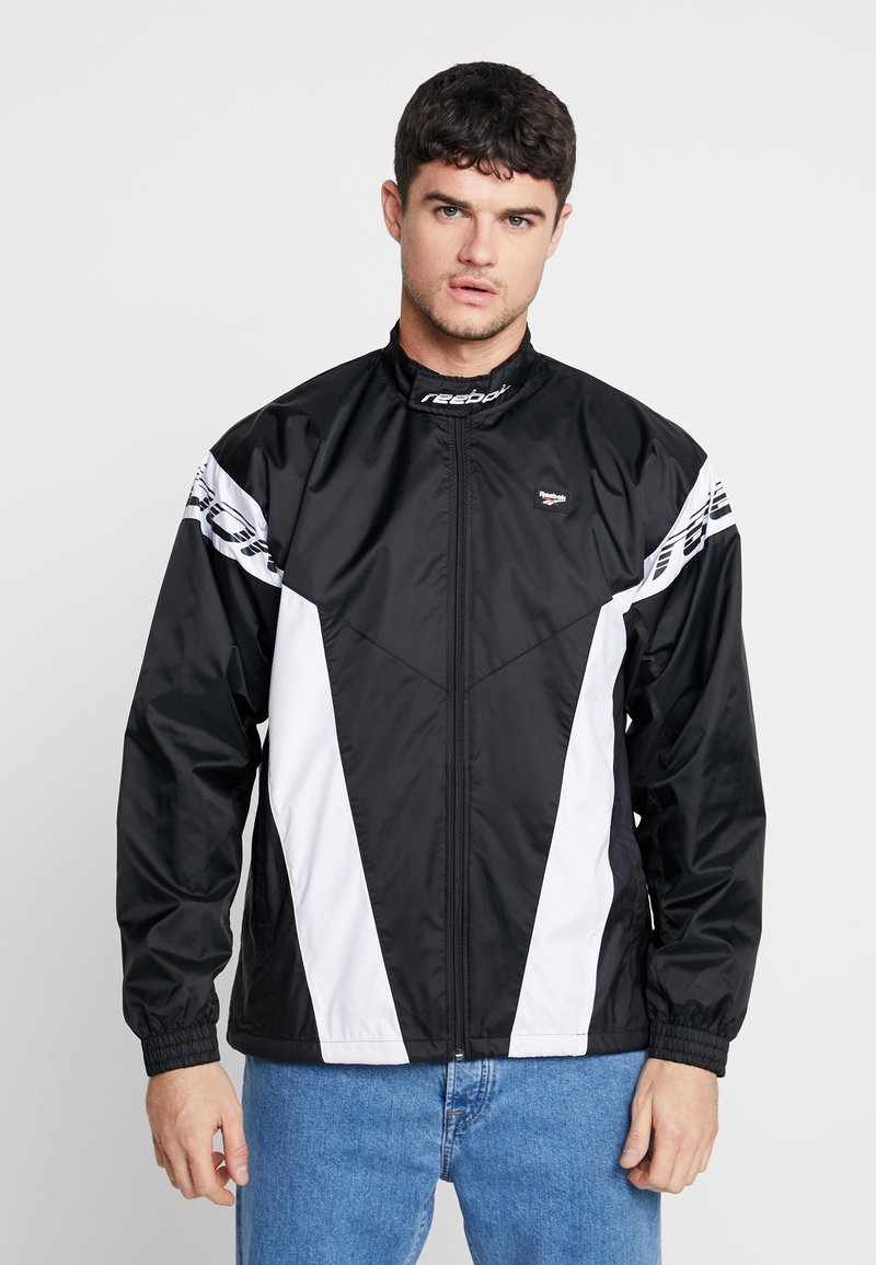 Reebok Classic - Training jacket - black