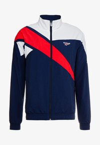 Reebok Classic - TRACK TOP LIGHT FULL ZIPPER - Kurtka wiosenna - collegiate navy - 4