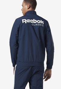 Reebok Classic - Verryttelytakki - blue - 1