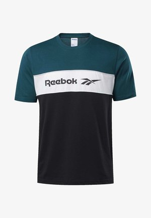 CLASSICS LINEAR TEE - T-shirts print - green