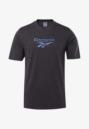 CLASSICS VECTOR TEE - T-shirt - bas - black