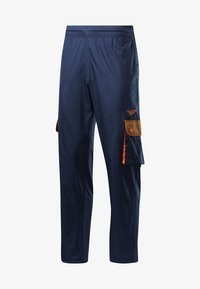 Reebok Classic - CLASSICS TRAIL PANTS - Broek - blue - 0