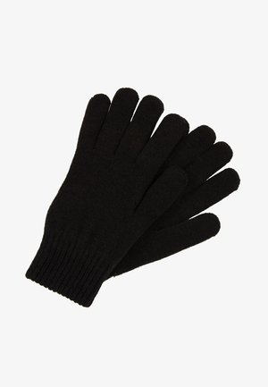 GLOVES - Guanti - black