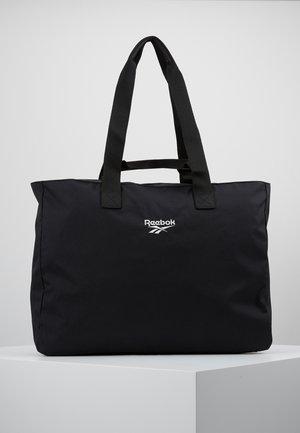 DUFFLE - Sportovní taška - black