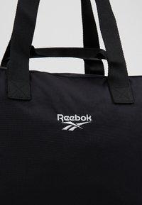 Reebok Classic - DUFFLE - Sports bag - black - 7