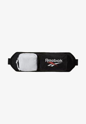 RETRO RUNNING WAISTBAG - Bæltetasker - black