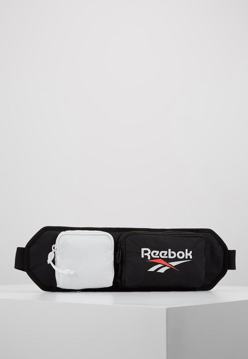 Reebok Classic - RETRO RUNNING WAISTBAG - Bæltetasker - black