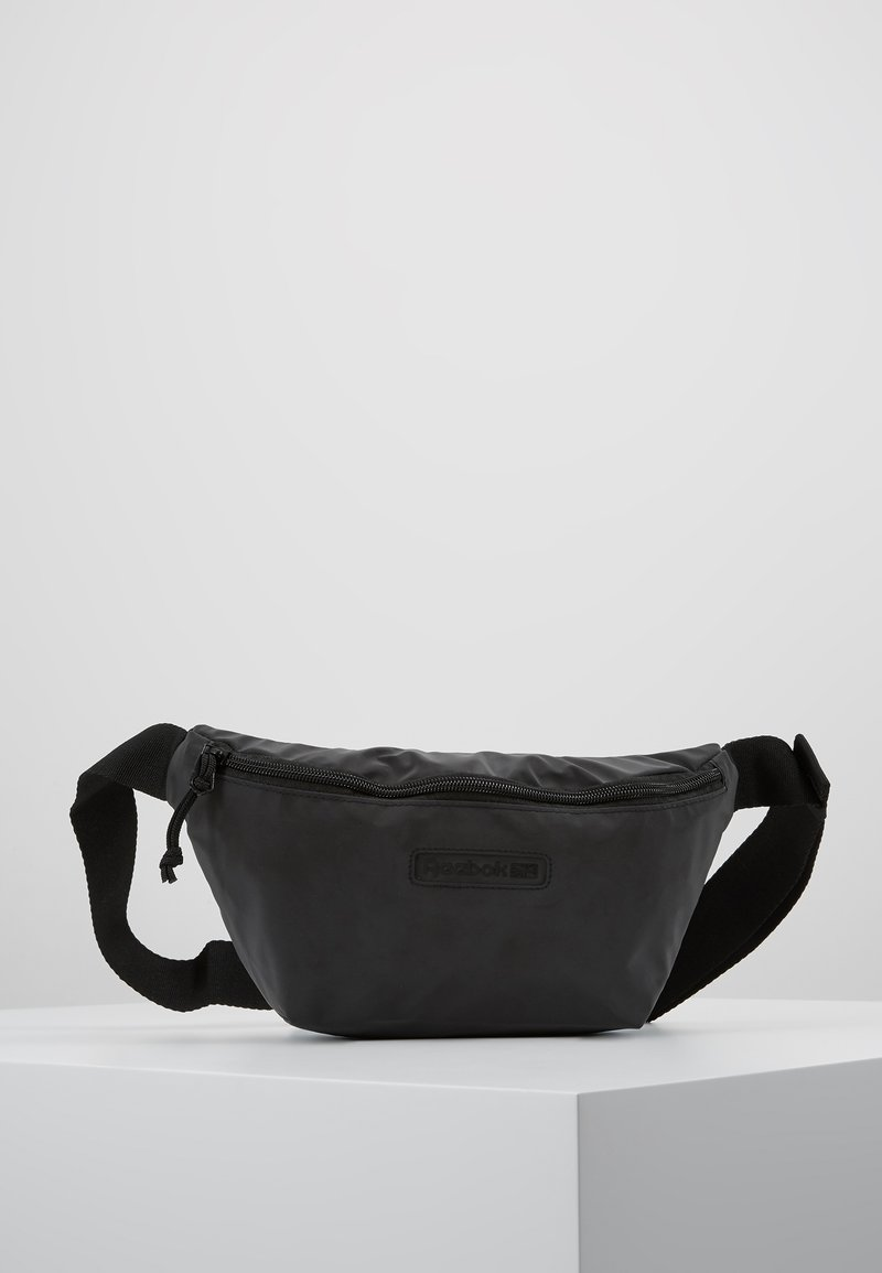 Reebok Classic - REFLECTIVE BAG - Bum bag - black