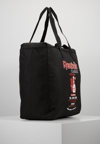Reebok Classic - GRAPHIC FOOD TOTE - Sports bag - black - 3
