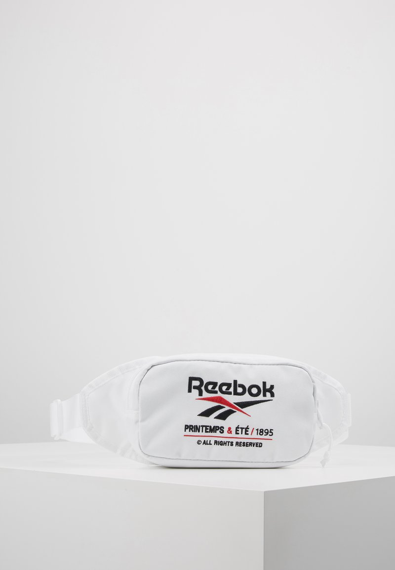 Reebok Classic - PRINTEMPS WAISTBAG - Olkalaukku - white