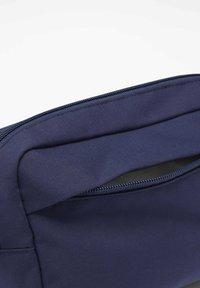 Reebok Classic - CLASSICS FOUNDATION WAIST BAG - Bum bag - blue - 3