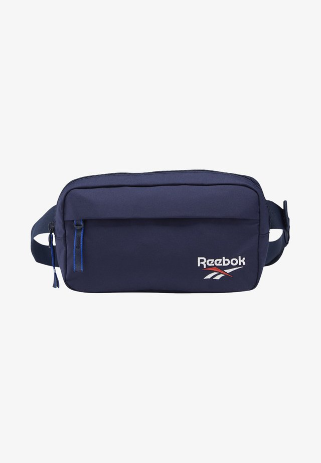 CLASSICS FOUNDATION WAIST BAG - Ledvinka - blue