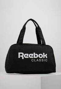 Reebok Classic - CORE DUFFLE - Sporttas - black - 0
