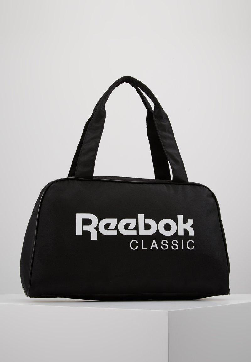 Reebok Classic - CORE DUFFLE - Sporttas - black