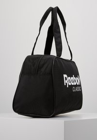 Reebok Classic - CORE DUFFLE - Sporttas - black - 4